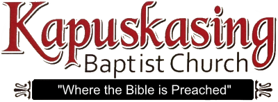 Kapuskasing Baptist Church Logo